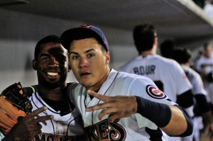 Baez and Alcantara